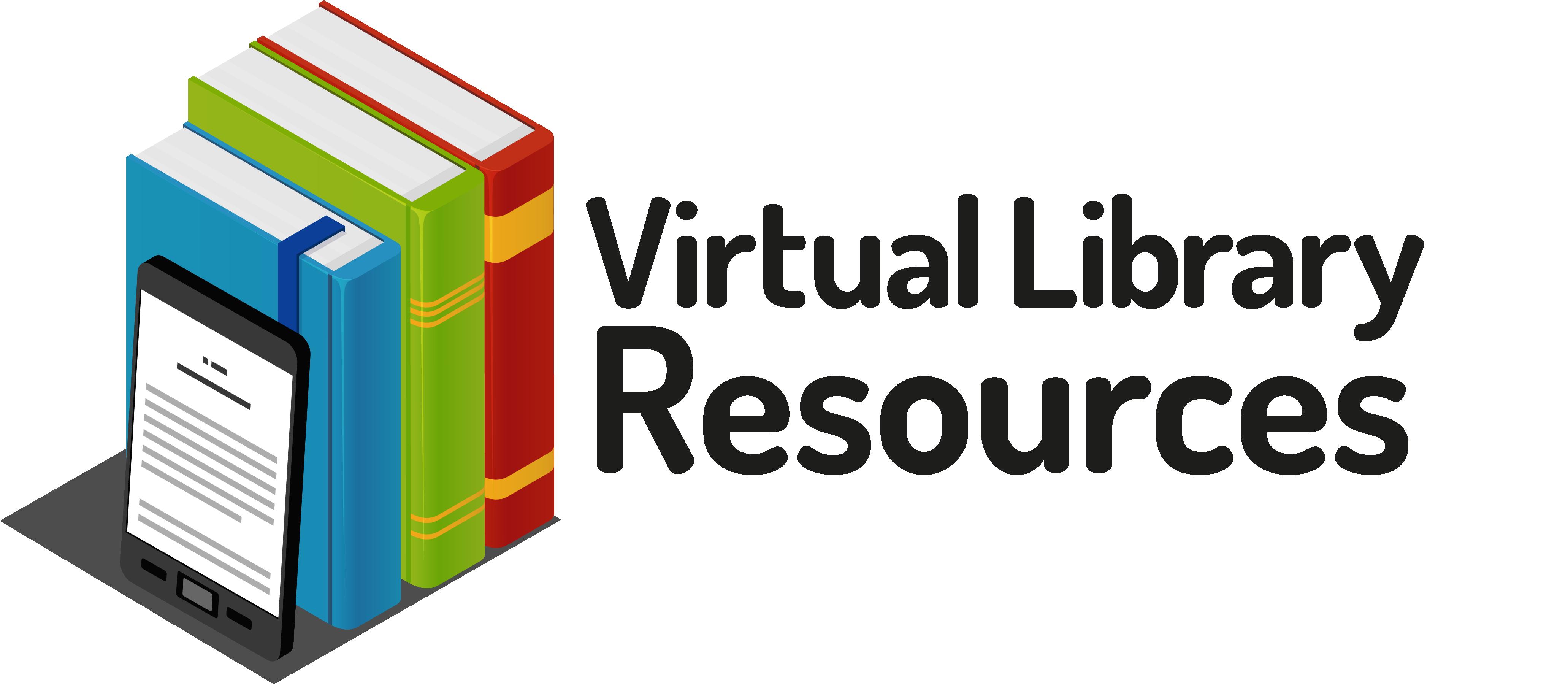 Virtual Library Resources Logo