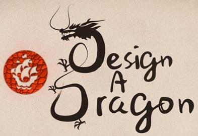 design a dragon logo