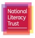 National Literacy Trust Logo