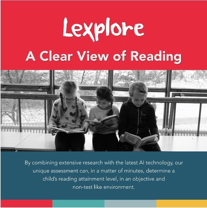 Lexplore Info Graphic