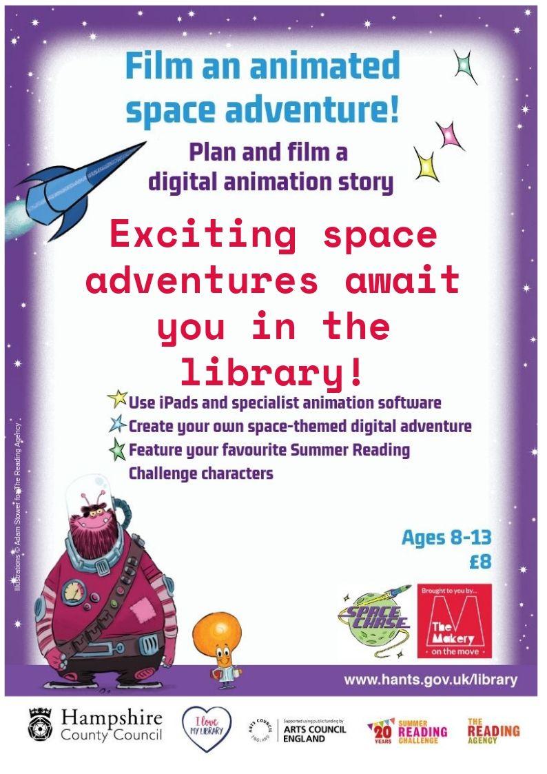 Hampshire School Library Service