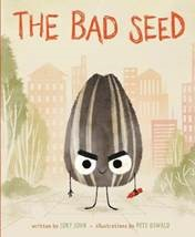 The Bad Seed Front Cover Image